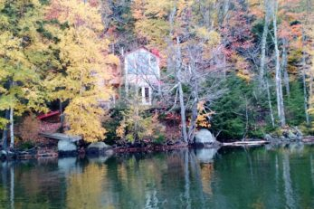 Long Pond Cabin