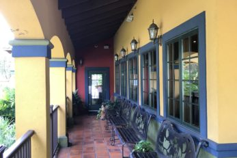 Las Margaritas Patio