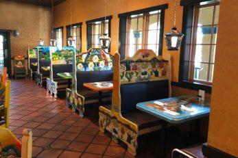 Las Margaritas Interior
